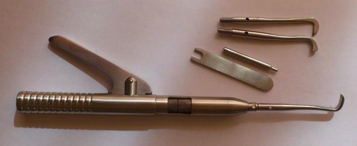 Аппарат Коппа для снятия коронок с зуба